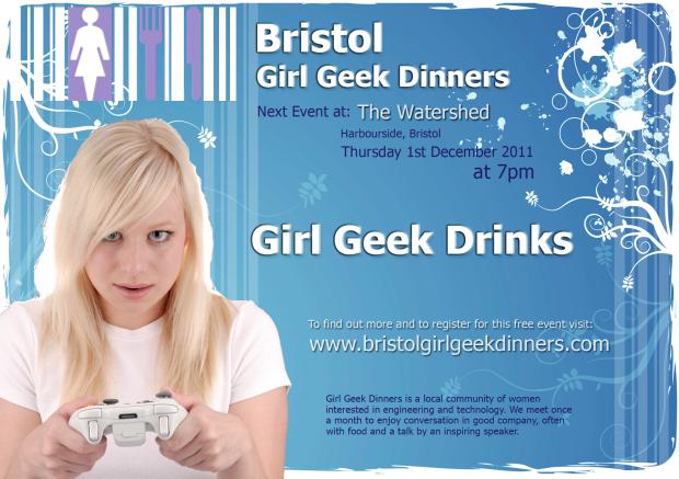 Girl Geek Poster