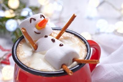 Christmas Marshmallow GGD
